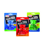 The Kosher Cook Sud-Zee Scrub Brush with Liquid Soap Dispenser