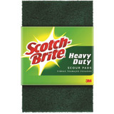 Scotch-Brite Heavy Duty Scour Pad, 1pk