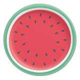 """Tutti Frutti 10.5"""" Round Plates, 8pk"""