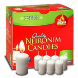 Ner Mitzvah 6 Hour Neironim Candles, 72pk