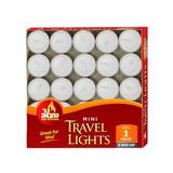 Ner Mitzvah 1 Hour Mini Travel Tea Lights, 50pk