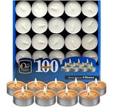 Ohr 4 Hour Tea Lights, 100pk