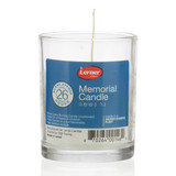 Lerner 26 Hour Glass Memorial Candle