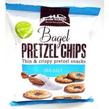 Meyer Bakery Sea Salt Bagel Pretzel Chips, 5 Oz