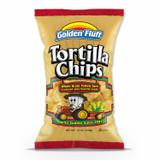 Golden Fluff Tortilla Chips, 340g