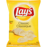Lays Classic Potato Chips, 165g