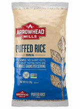 Arrowhead Puffed Rice Cereal, 170g