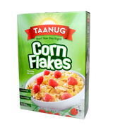Taanug Corn Flakes Cereal, 340g