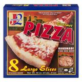 J2 Gourmet Pizza, 8 Slices, 40 Oz