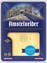 Amstelvelder Premium Gouda Sliced Cheese, 150g