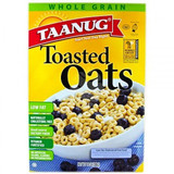 Taanug Toasted Oats Cereal, 397g