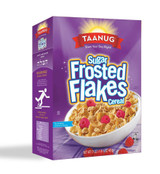 Taanug Sugar Frosted Flakes Cereal, 481g