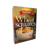 Taanug Wheat Squares Cereal, 368g