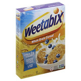 Weetabix Whole Grain Cereal, 396g