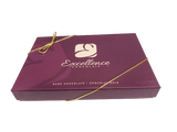 Excellence Chocolates 12pc Dark Chocolate Confection Box, 120g