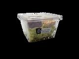 District Bagel Euro Salad