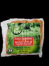 Of Tov Chicken Frankfurters, 375g