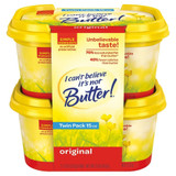 I Can't Believe It's Not Butter! Vegetable Oil Spread Original Twin Pack, 425g