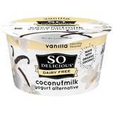 So Delicious Vanilla Coconut Milk Yogurt Alternative, 150g