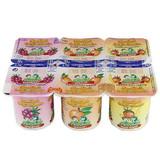 Makabi Fruited Soft Cheese 6pk, 600g