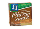 J&J Creamy Coffee Swirl Cheese Snack, 85g