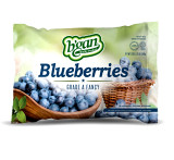B'Gan Frozen Blueberries, 340g