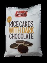 Lieber's Mini Rice Cakes With Dark Chocolate, 60g