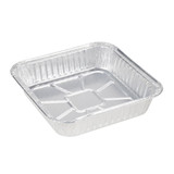 "8"" Aluminum Square Foil Pan"