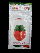 "24""x31"" Strawberry Sukkah Decoration"