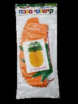 "32""x60"" Pineapple Sukkah Decoration"