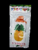"20""x33"" Pineapple Sukkah Decoration"