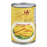 Crown Young Baby Corn, 230g
