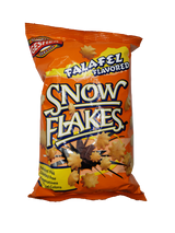 Gesher Falafel Flavored Snow Flakes, 165g