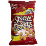 Gesher BBQ Flavored Snow Flakes, 165g
