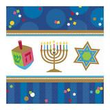 Chanukah Celebrations Luncheon Napkins 36ct.