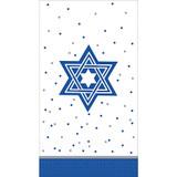 Happy Hanukkah Sparkle Guest Towels 16ct.