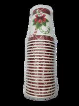 Holiday Season 9 Oz Paper Cups, 20pk