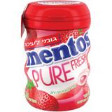 Mentos Fresh Strawberry Gum 30pc
