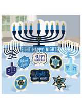 Amscan Hanukkah Table Decorating Kit, 11pk