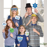 Amscan Hanukkah Photo Props, 13pk