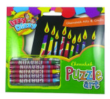 Izzy 'n' Dizzy Chanukah Puzzle Arts N Crafts Kit