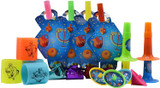 Izzy 'n' Dizzy Mega Chanukah Party Set, 16pk