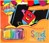 Izzy 'n' Dizzy Chanukah Sand Art, 7pc