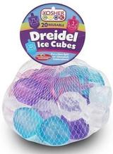 The Kosher Cook Dreidel Ice Cubes, 20pk