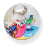 Izzy 'n' Dizzy Light-Up Dreidel Bouncing Ball