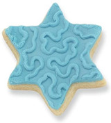 The Kosher Cook Premium Chanukah Cookie Cutters, 3pk