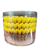 Simcha Collection Mini Chanukah Baking Cups, 72pk