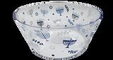 Happy Chanukah Blue/White 3.5l Bowl