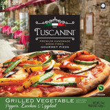 Tuscanini Grilled Vegetable Pizza, 420g