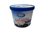 Abe's Cookie Cream Dairy Ice Cream , 1.65l